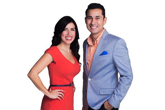 Julio & Jeannette Arias